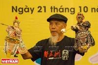 Giao lưu văn hóa ASEAN qua những chú rối