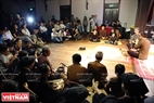"""""""Xam singing - From the Street to the Stage"""" was held in Hanoi on November 18."""