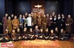 """Chương trình """"Nghệ thuật hát xẩm - Từ hè đường đến sân khấu"""" diễn ra có thể xem như một đại hội không chính thức của làng xẩm Việt Nam."""