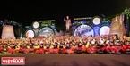 Tối 30/11, tại Quảng trường Đại Đoàn Kết, thành phố Pleiku, tỉnh Gia Lai, Festival văn hóa Cồng chiêng Tây Nguyên năm 2018 đã chính thức khai mạc.