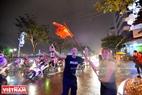 ダナン市における雰囲気。撮影:タイン・ホア
