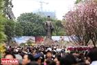 Lễ hội văn hóa Nhật Bản 2018 diễn ra trong 3 ngày (từ 24,25 đến 26/3) tại Vườn hoa tượng đài Lý Thái Tổ, Hoàn Kiếm, Hà Nội.