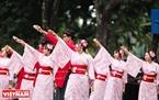 Đến với Lễ hội du khách sẽ được chiêm ngưỡng những điệu nhảy truyền thống của đất nước Nhật Bản.