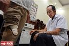 Bác sĩ Lê Thành Đô chia sẻ rằng ông rất vui mừng khi đã phần nào bù đắp những khiếm khuyết cho người khuyết tật. Hơn ai hết ông rất hiểu rõ tâm trạng của người khuyết tật vì ông chính là một thương binh hạng 2/4 tại chiến trường Quảng Trị.