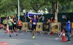 Khoảng 6.000 người tham dự Longbien Marathon 2019.