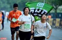 Longbien Marathon 2019 truyền tải thông điệp bảo vệ môi trường