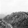 Les soldats furent prêts à combattre sur une position en haut,  dans la province de Ha Tuyên.  Photo : Minh Lôc – AVI