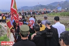 The festival help connect ethnic communities in Lao Cai province.