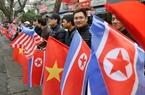 Les habitants de Hanoi saluent chaleureusement le président Kim Jong –un. Photo :VI