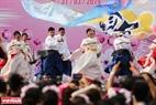 Những điệu múa thể hiện tinh thần vui tươi tràn đầy sinh lực đặc trưng của Nhật Bản.