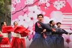 Các tiết mục trong Lễ hội đều được đầu tư kỹ lưỡng về trang phục lẫn động tác, thể hiện chân thực tinh thần sôi nổi đầy nhiệt huyết của người dân Nhật Bản.