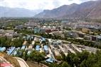 Thành phố Lhasa nằm ở độ cao khoảng 3.650 m so với mực nước biển là một trong những thành phố cao nhất trên thế giới.