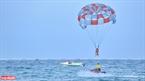Flying high. Photo: Thanh Hoa