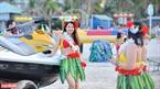 A young dancer from Da Nang. Photo: Thanh Hoa