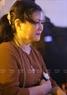 Bà Phan Kiều Oanh đến từ Phường Chi Lăng (Tp. Hòa Bình) xúc động khi nghĩ về những đấng sinh thành trong ngày lễ Vu lan Báo hiếu.