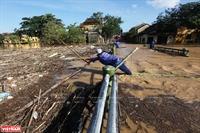 Phố cổ Hội An ngập lụt sau bão số 9
