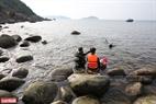 Khu vực bãi biển Obama, Đà Nẵng cũng thường xuyên được nhóm dọn dẹp.