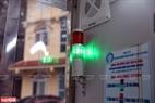 Khi đèn báo chuyển sang màu xanh là hoàn tất quá trình khử khuẩn toàn thân, khoảng từ 15 – 20 giây.