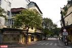 Phố Hồ Hoàn Kiếm một địa điểm ẩm thực nổi tiếng của Hà Nội. Ảnh: Thanh Giang