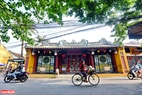 Hoi An is at a slower pace of life. Photo: Thanh Hoa