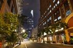Đường phố trung tâm TP.HCM những ngày thực hiện chỉ thị 16 của Thủ tướng Chính Phủ.