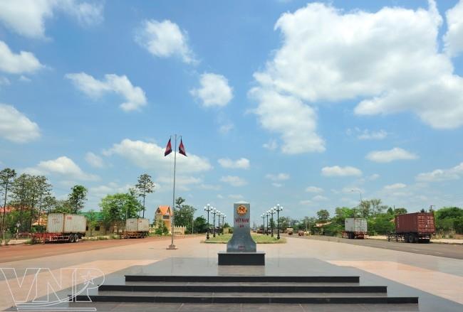 Khu Kinh tế cửa khẩu Hoa Lư - Báo ảnh Việt Nam