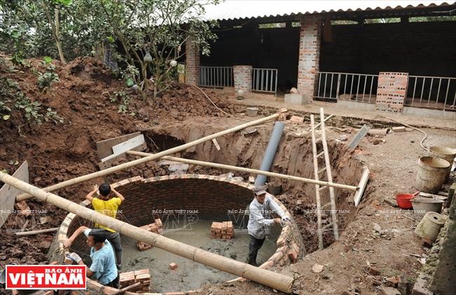 SNV Works for Biogas Development in Vietnam - Vietnam Pictorial
