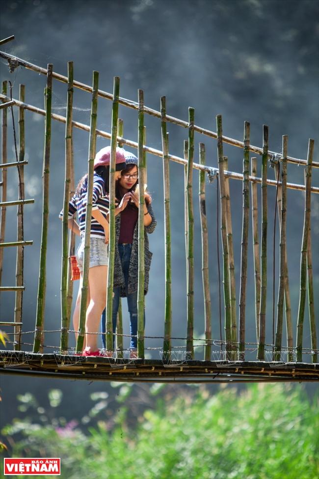 La myst rieuse auberge ma rung vietnam illustr for Auberge ma maison