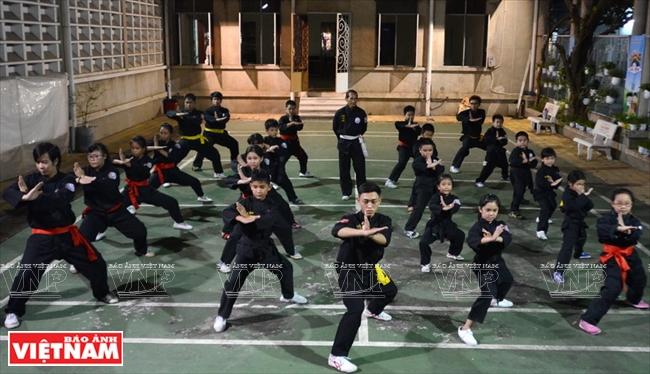 Quan Van Trieu – Unrivalled Instructor of Nam Tong Martial Arts School