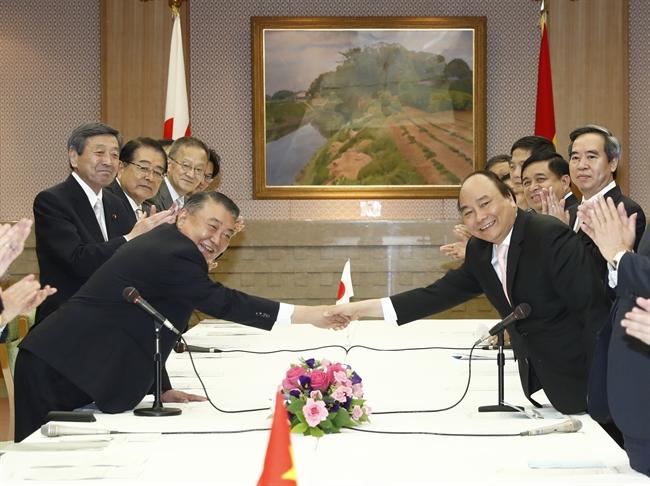 Bient t une nouvelle vague d investissement japonais au for Chambre de commerce vietnam