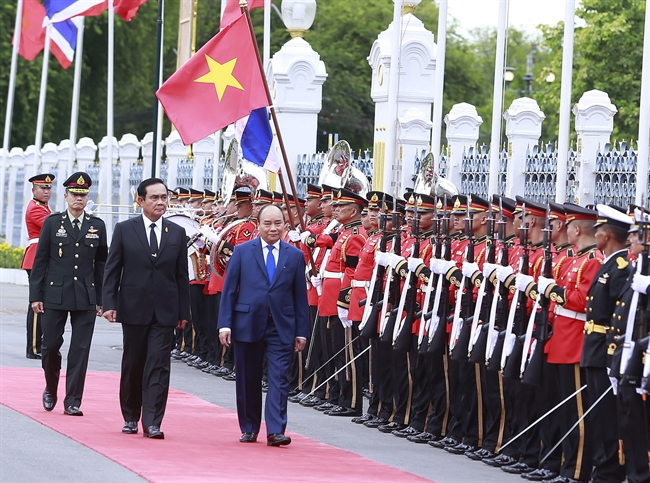 PM's visit to Thailand strengthens political trust