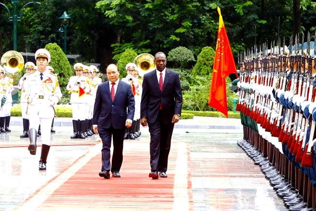 Mozambique – an important partner of Vietnam in Africa