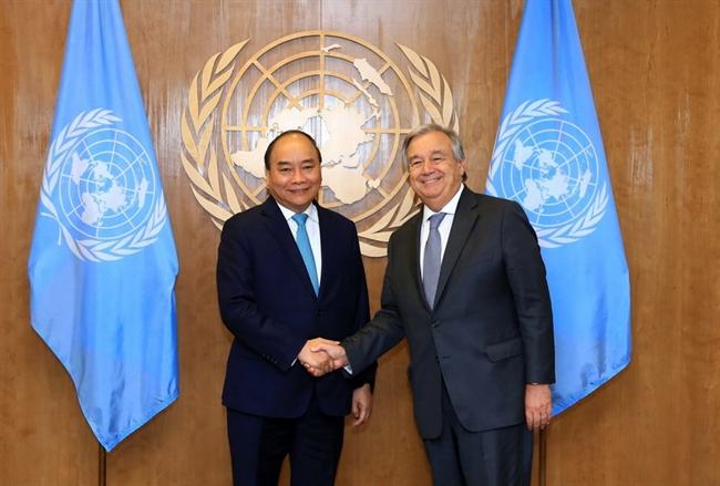 ベトナムは国連との関係を重視 -...