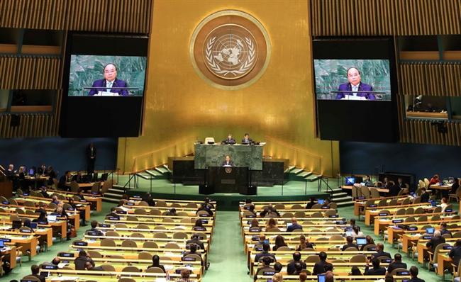 ベトナムは国連との関係を重視 - ベトナムフォトジャーナル