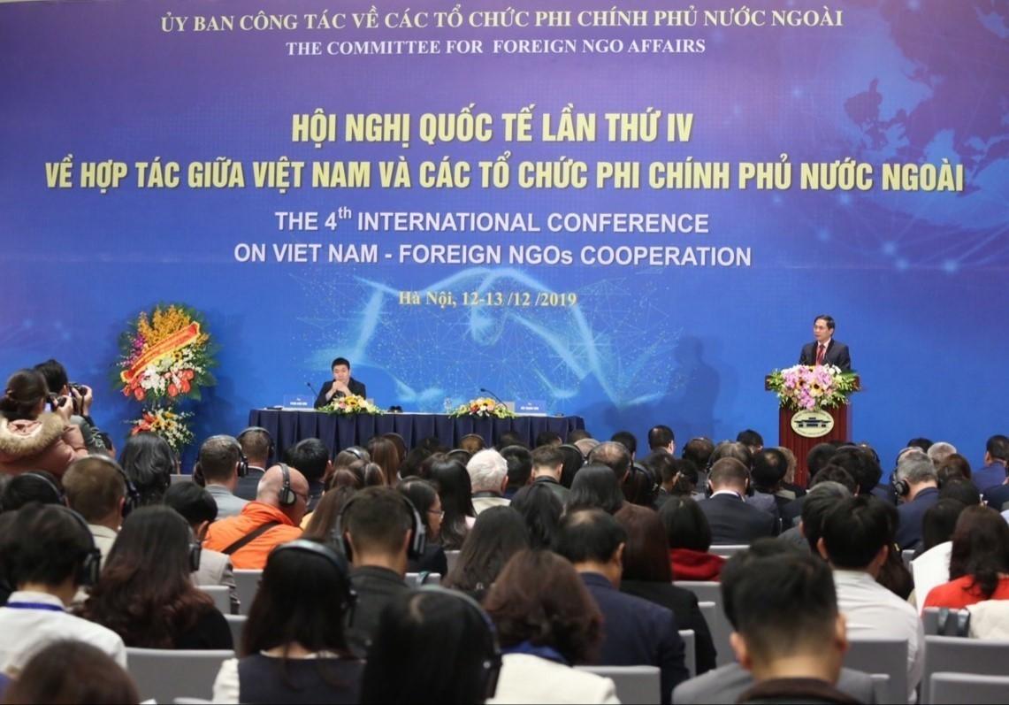Khai mạc Hội nghị Quốc tế lần thứ IV về hợp tác giữa Việt Nam và ...