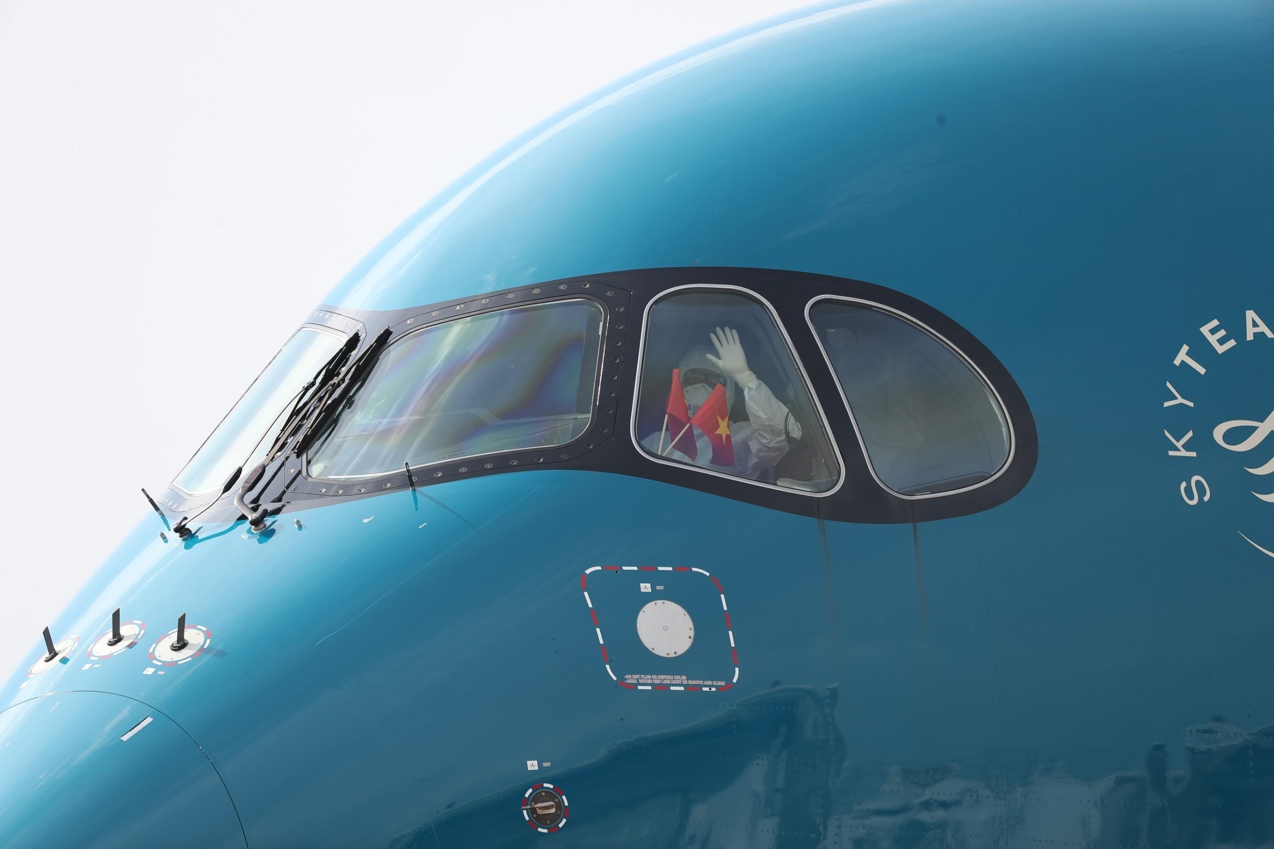 Chuyến bay siêu đặc biệt