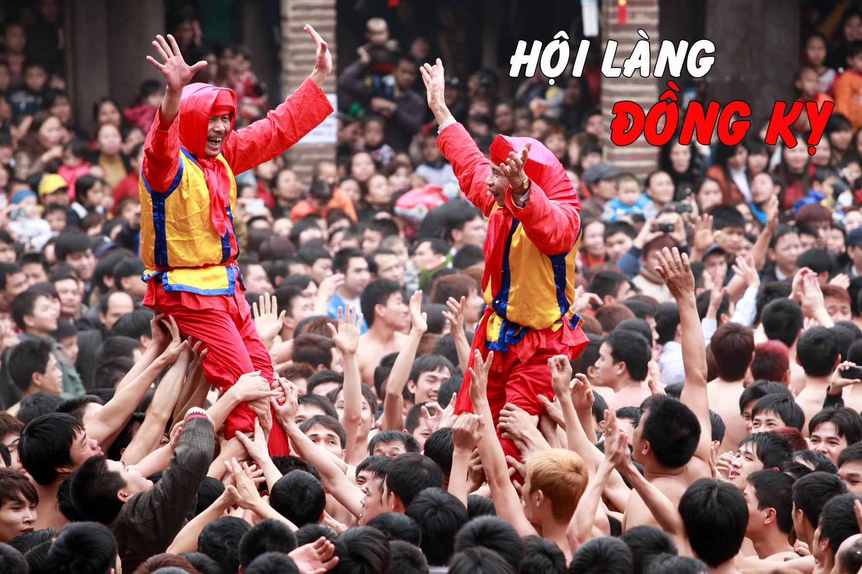 Hội làng Đồng Kỵ