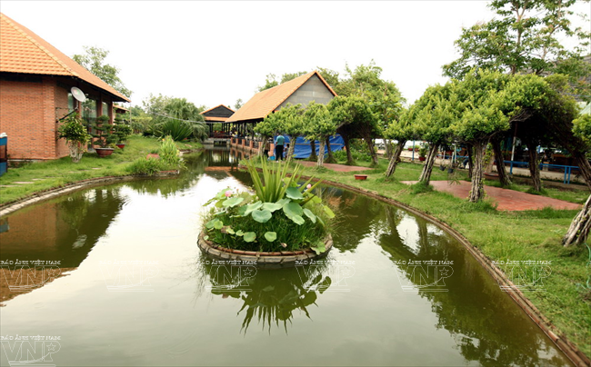 Binh My Eco-tourism Area