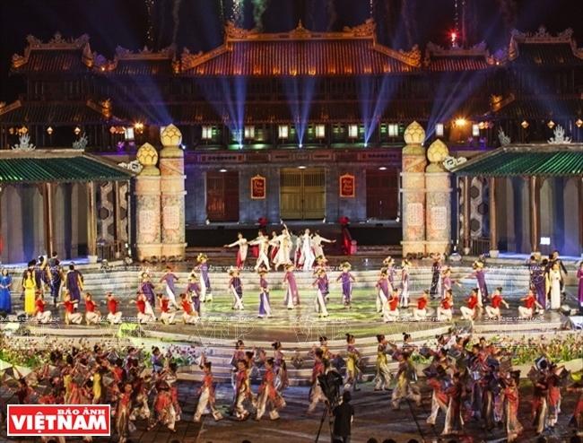 Hue - The City of Festivals and Tourism