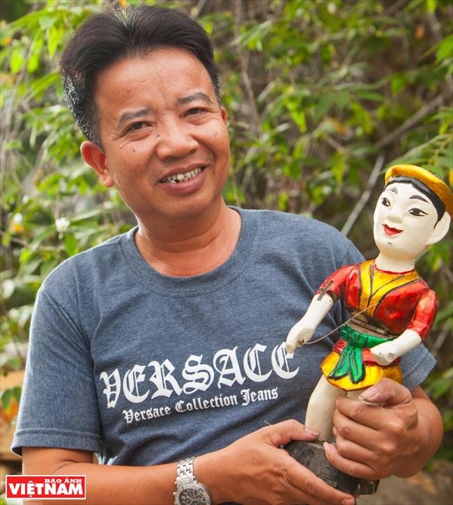 フン・クアン・オアイン-ベトナムの南部へ
