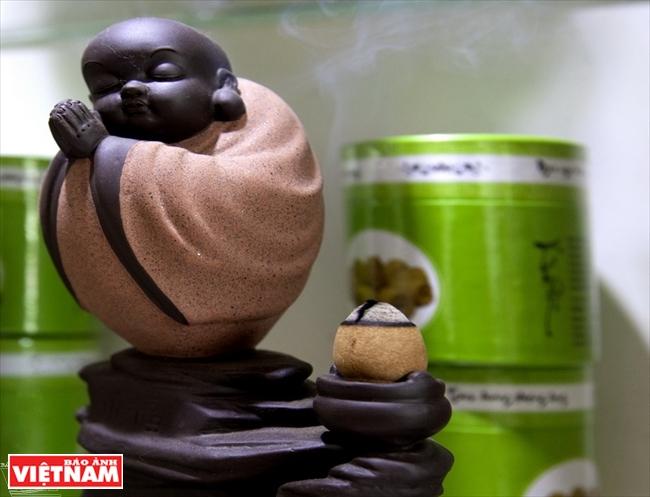 Нянг-тхьен - связь духа через натуральный аромат
