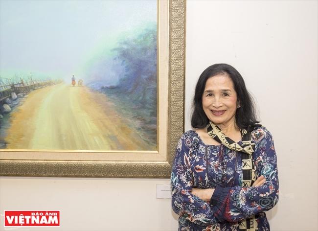 人民艺术家茶江的绘画情结