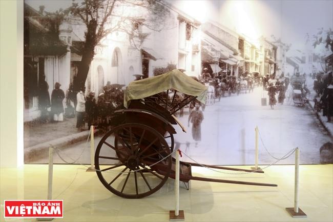 Выставка Ностальгия о Ханое