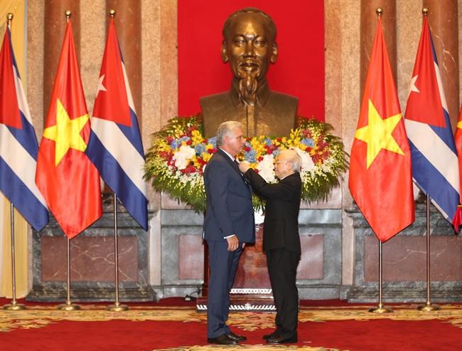Việt Nam - Cuba luôn là mối quan hệ đặc biệt