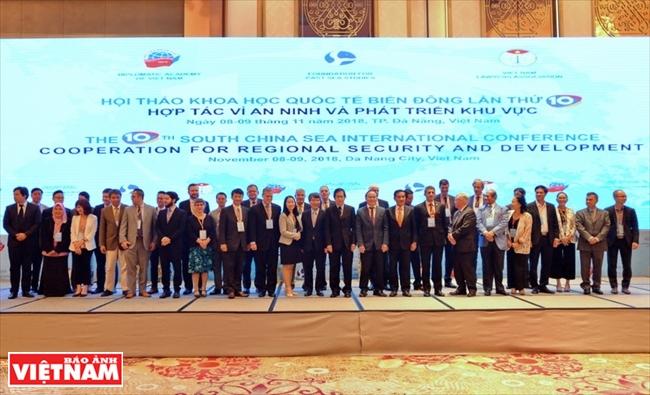 Biển Đông: hợp tác vì an ninh và phát triển