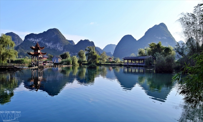 Cảnh đẹp Nga Tuyền