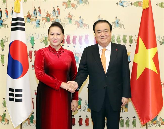 베트남-한국의 관계 발전을 위한 약진은 지속된다