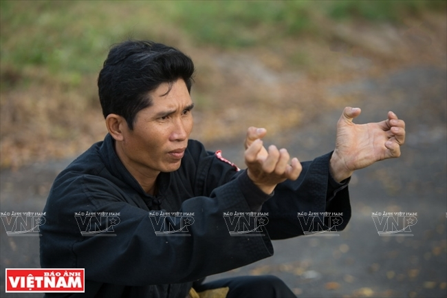 Cau quyen a dangerous form of martial arts