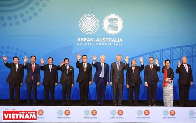 Новый уровень отношений Вьетнама с Австралией и Новой Зеландией