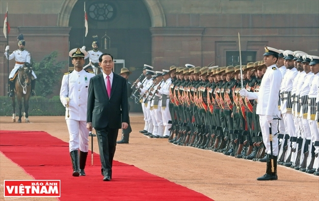 Tăng cường hợp tác Việt Nam- Ấn Độ và Việt Nam - Bangladesh.